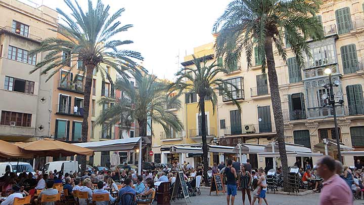 Restaurants in Palma