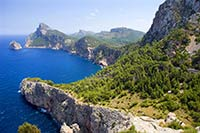 am Cap Formentor